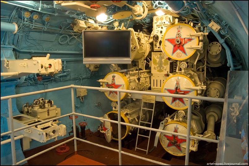 акб подводной лодки