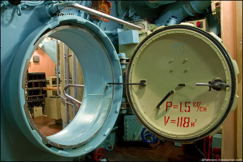 каким образом погружается подводная лодка